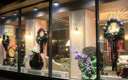 Изготовление витрин и других видов наружной рекламы в Хабаровске